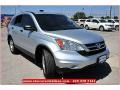 2010 Alabaster Silver Metallic Honda CR-V LX  photo #8