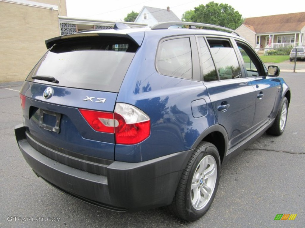 mystic blue metallic 2005 bmw x3 exterior photo 70332669. Black Bedroom Furniture Sets. Home Design Ideas