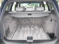 2005 BMW X3 Grey Interior Trunk Photo