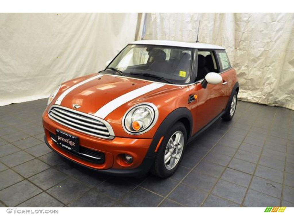 2013 spice orange metallic mini cooper hardtop 70310681 car color galleries. Black Bedroom Furniture Sets. Home Design Ideas