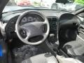 Dark Charcoal Prime Interior Photo for 2000 Ford Mustang #70339959