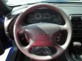 Dark Charcoal Steering Wheel Photo for 2000 Ford Mustang #70339968