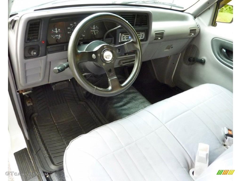 grey interior 1994 ford ranger xl regular cab photo 70343580