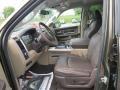 2012 Sagebrush Pearl Dodge Ram 1500 Laramie Longhorn Crew Cab 4x4  photo #7