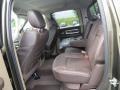 2012 Sagebrush Pearl Dodge Ram 1500 Laramie Longhorn Crew Cab 4x4  photo #8