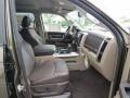2012 Sagebrush Pearl Dodge Ram 1500 Laramie Longhorn Crew Cab 4x4  photo #9