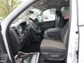 2012 Bright White Dodge Ram 1500 Express Quad Cab  photo #7