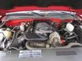 2005 Victory Red Chevrolet Silverado 1500 Z71 Extended Cab 4x4  photo #27