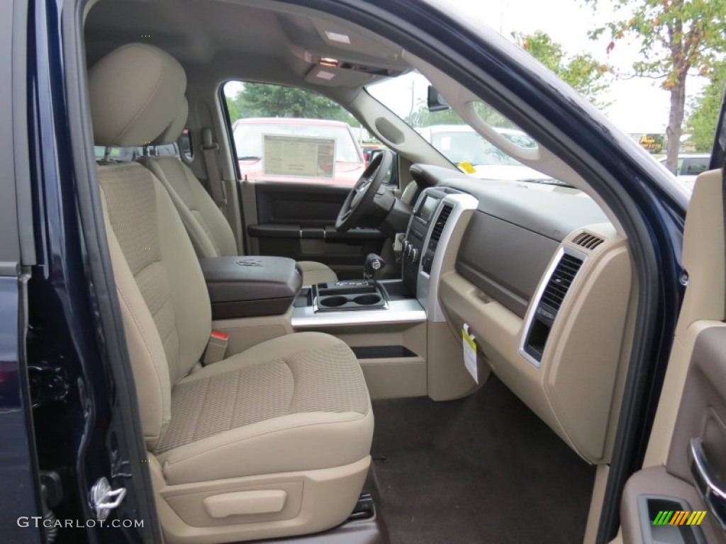 2012 Dodge Ram 1500 Outdoorsman Crew Cab Interior Color Photos