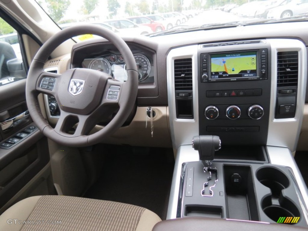Lone Star Dodge >> 2012 Dodge Ram 1500 Outdoorsman Crew Cab Dashboard Photos ...