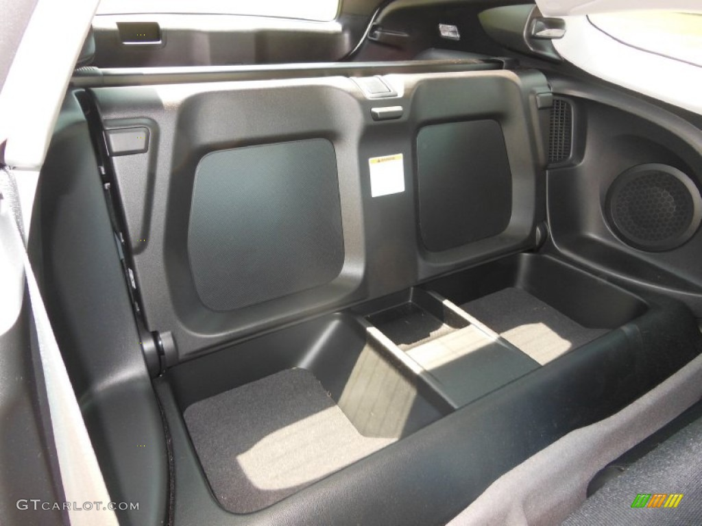 gray fabric interior 2011 honda cr z sport hybrid photo 70356885. Black Bedroom Furniture Sets. Home Design Ideas