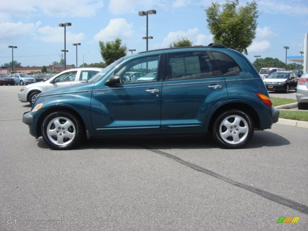2001 chrysler pt cruiser limited aquamarine metallic color taupe. Cars Review. Best American Auto & Cars Review