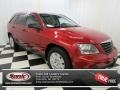 Inferno Red Crystal Pearl 2005 Chrysler Pacifica Gallery
