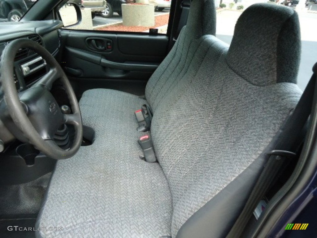2002 Chevrolet S10 Regular Cab Front Seat Photos ...