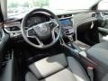 Jet Black 2013 Cadillac XTS Premium AWD Interior