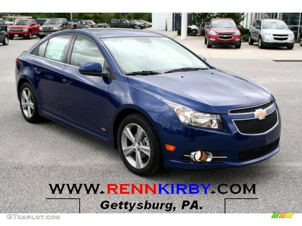 Chevrolet Cruze 2013 Blue