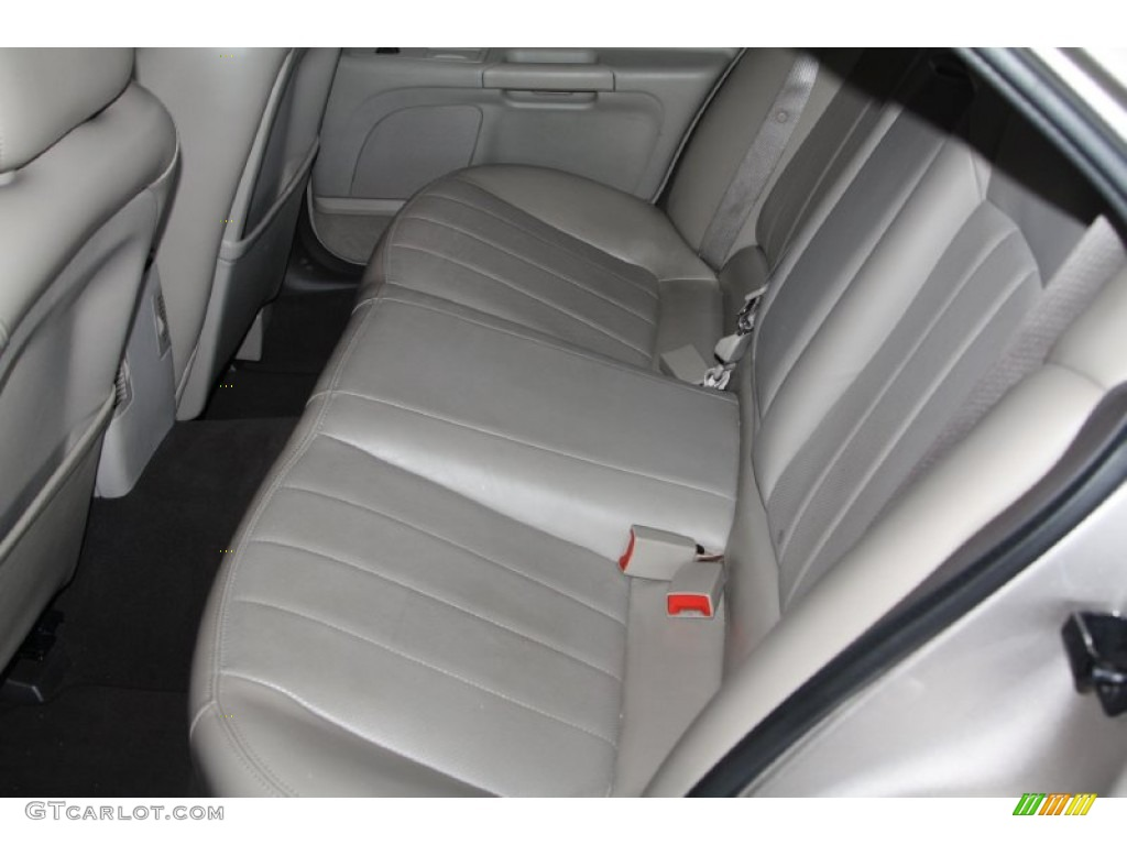 2003 Lincoln Ls V6 Rear Seat Photo 70371108 Gtcarlot Com