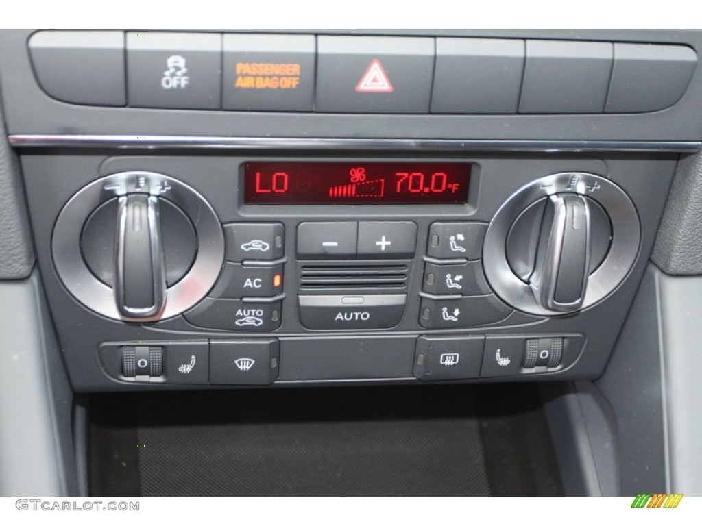 2013 audi a3 2 0 tdi controls photo 70371927. Black Bedroom Furniture Sets. Home Design Ideas