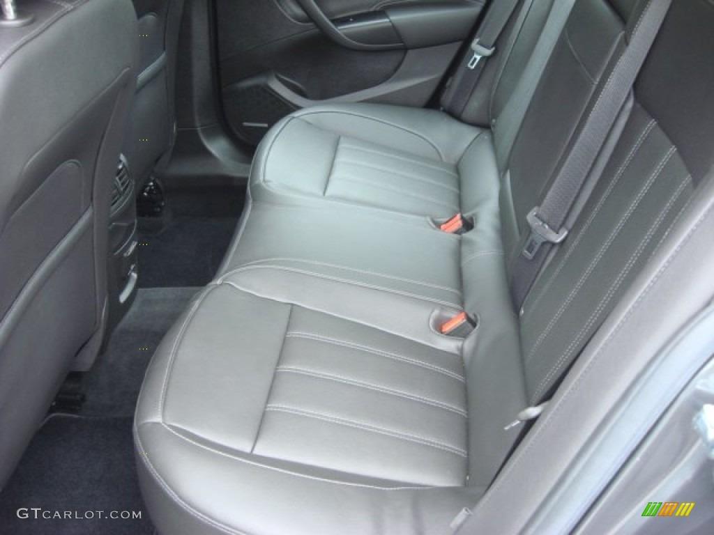 ebony interior 2011 buick regal cxl photo 70373805. Black Bedroom Furniture Sets. Home Design Ideas
