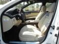 Sahara Beige/Black Front Seat Photo for 2013 Mercedes-Benz S #70376293
