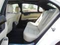 Sahara Beige/Black Rear Seat Photo for 2013 Mercedes-Benz S #70376302