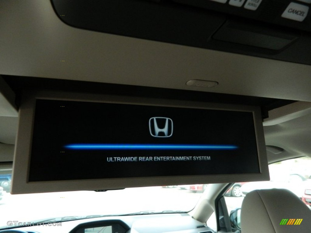 2012 Honda Odyssey Touring Elite Ultrawide Rear Entertainment System Photo 70380585 Gtcarlot Com