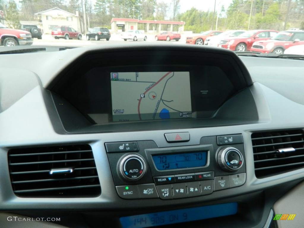 2012 Honda Odyssey Touring Elite Navigation Photos Gtcarlot Com