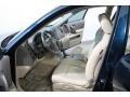 2006 Infiniti FX Wheat Interior Front Seat Photo