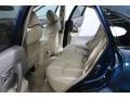 2006 Infiniti FX Wheat Interior Rear Seat Photo