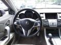 Ebony Steering Wheel Photo for 2008 Acura RDX #70386885