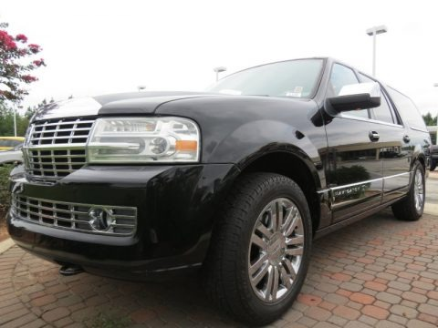 2007 Lincoln Navigator L Luxury Data, Info and Specs