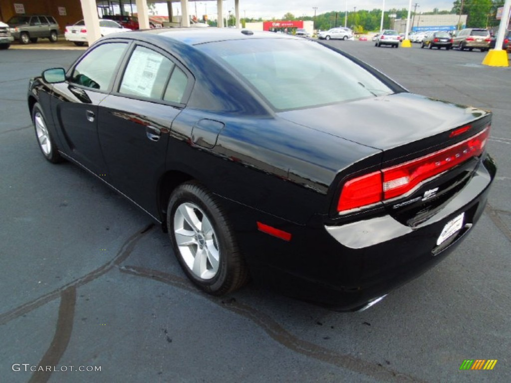 Pitch black 2013 dodge charger sxt exterior photo 70401060