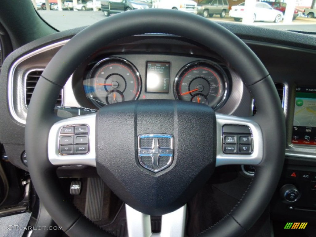 2013 dodge charger sxt black steering wheel photo. Black Bedroom Furniture Sets. Home Design Ideas