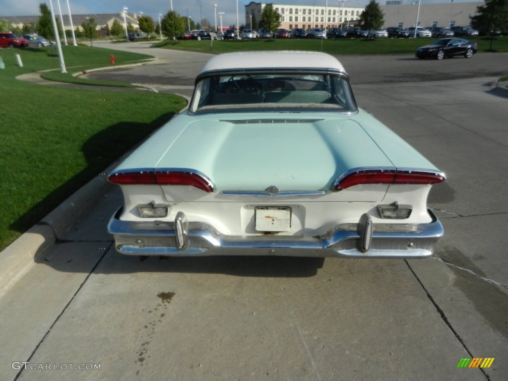 1958 Edsel Pace... Pacer Car
