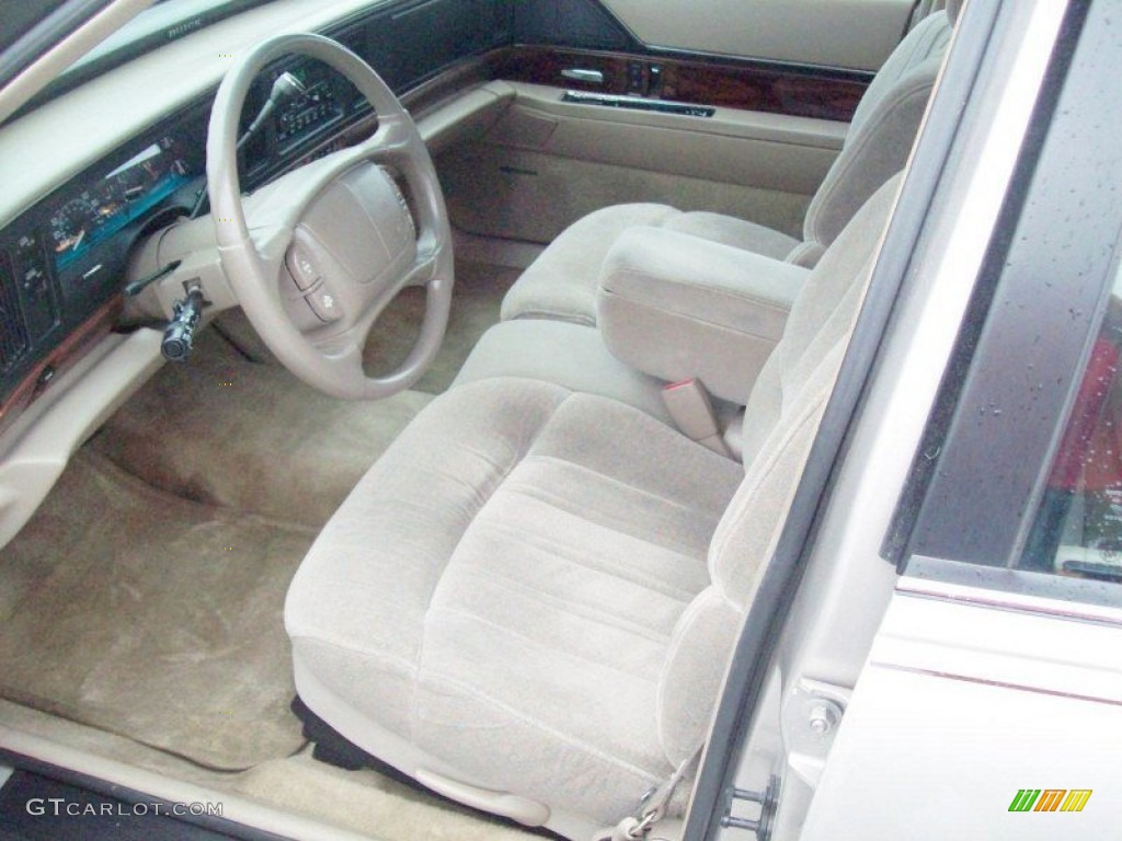 Taupe Interior 1998 Buick Lesabre Custom Photo 70415425