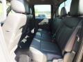 2012 Tuxedo Black Metallic Ford F250 Super Duty Lariat Crew Cab  photo #4
