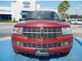 2007 Vivid Red Metallic Lincoln Navigator Luxury  photo #8