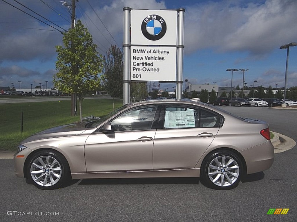 2013 Orion Silver Metallic BMW 3 Series 328i Sedan ...