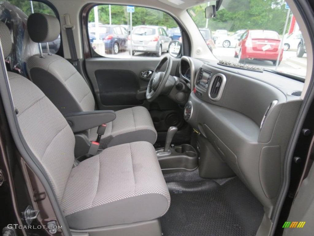 Black Gray Interior 2010 Nissan Cube Krom Edition Photo 70444837