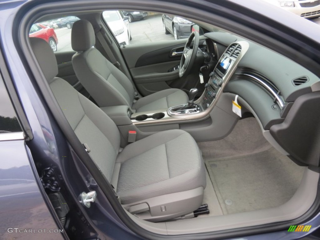 Jet Black Titanium Interior 2013 Chevrolet Malibu Ls Photo 70447645