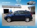 2011 Royal Blue Pearl Honda CR-V EX 4WD  photo #1