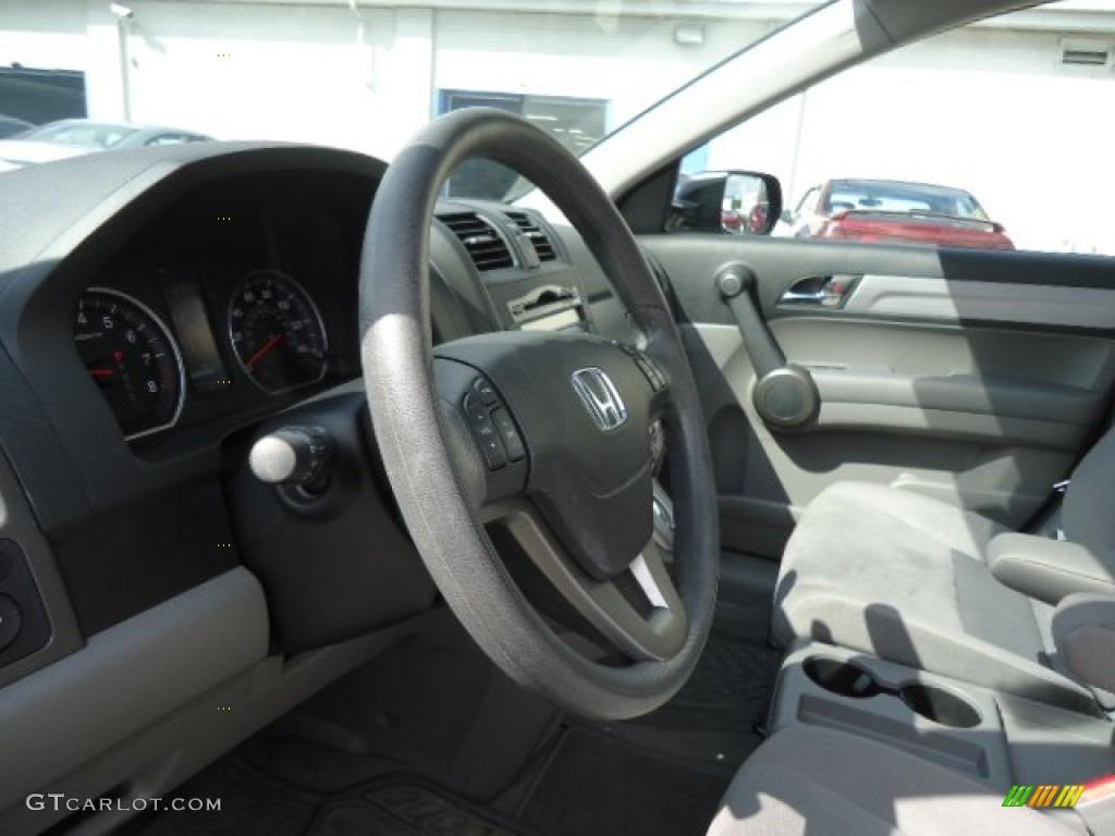 2011 CR-V EX 4WD - Royal Blue Pearl / Gray photo #15