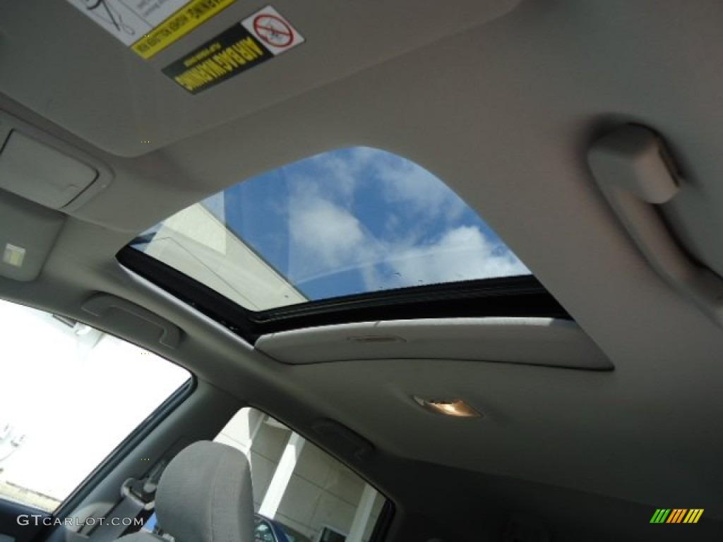 2011 CR-V EX 4WD - Royal Blue Pearl / Gray photo #17