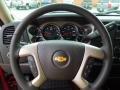 2013 Deep Ruby Metallic Chevrolet Silverado 1500 LT Crew Cab 4x4  photo #14