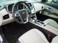 Light Titanium/Jet Black 2013 Chevrolet Equinox Interiors