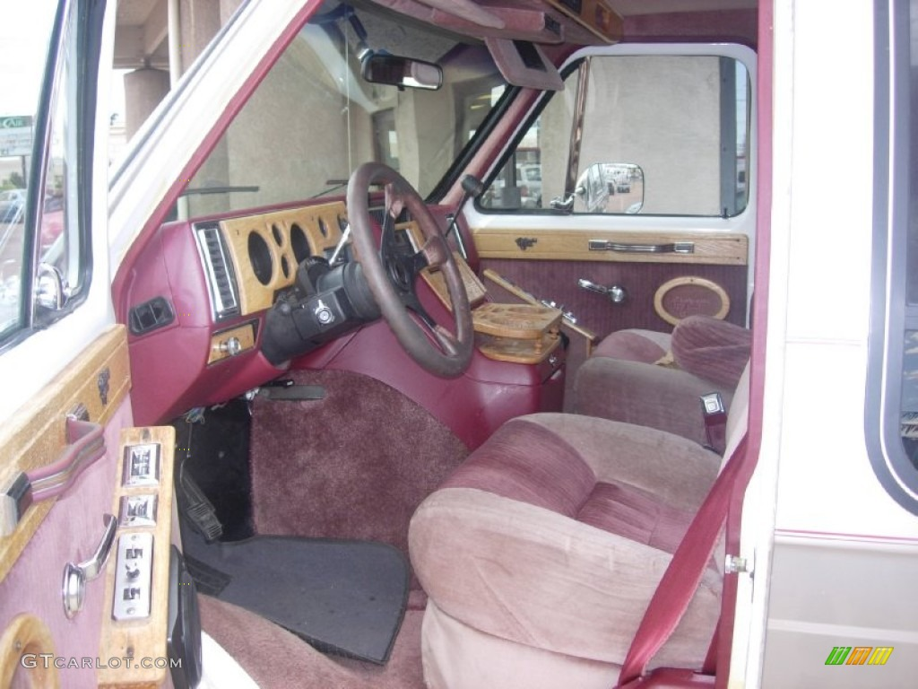1990 chevy g20 van interiors small house interior design. Black Bedroom Furniture Sets. Home Design Ideas