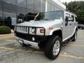 Limited Edition Silver Ice 2009 Hummer H2 SUV Silver Ice