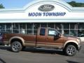 Golden Bronze Metallic 2012 Ford F250 Super Duty Gallery