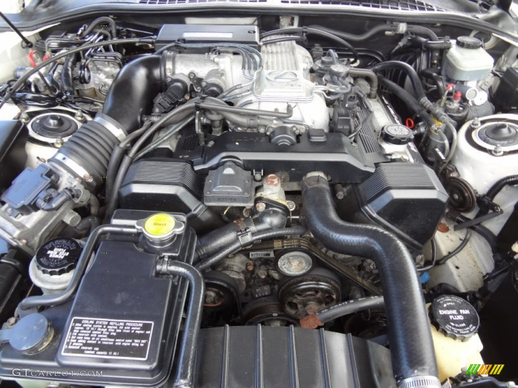 1993 Lexus Sc 400 4 0l Dohc 32v V8 Engine Photo  70478189
