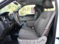2010 F150 STX Regular Cab 4x4 Medium Stone Interior